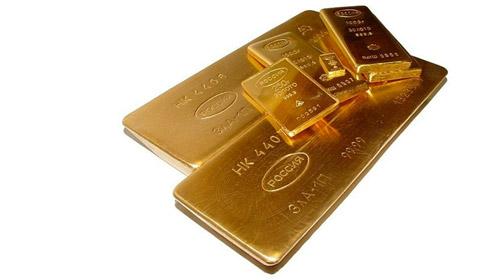 На слитки драгоценных металлов распространяется налог